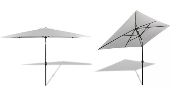 korting op een Parasol