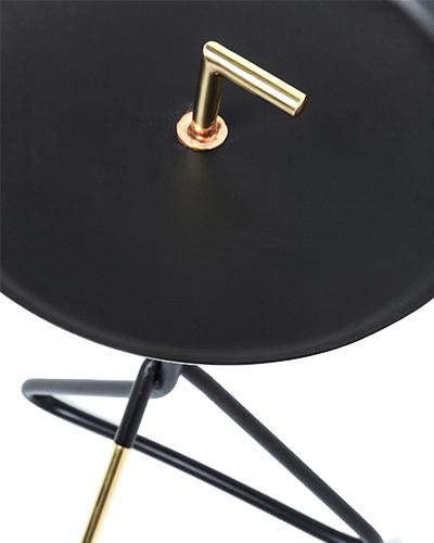 bijzettafel-elegance-nodo-zwart