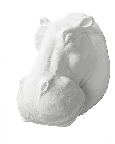 dierenkop-nijlpaard-wit