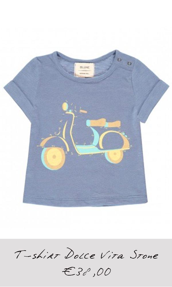T-shirt-Dolce-Vita-Stone