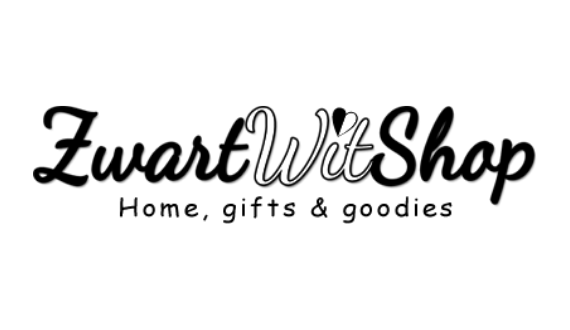 zwart wit shop
