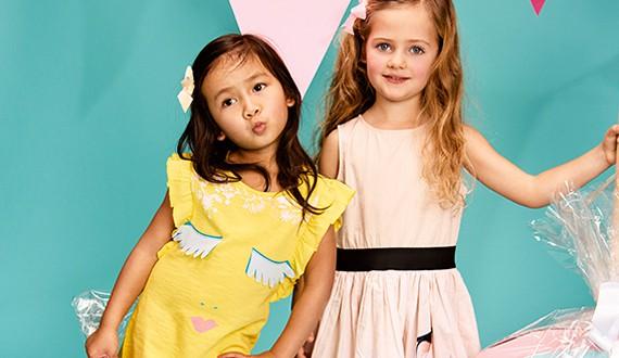 Kinderkleding voor Pasen