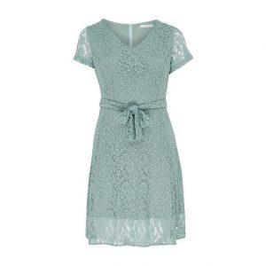 Belloya kanten A-lijn jurk