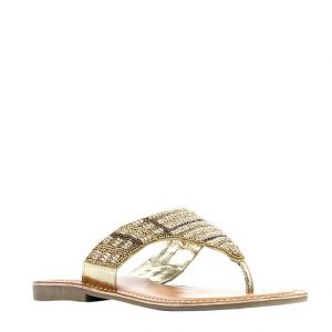 Lina Locchi RS 9290 leren slippers