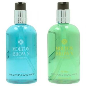 Molton Brown Blue Maquis and Puritas Hand Care Set