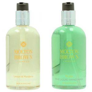 Molton Brown Lemon & Mandarin en Puritas Hand Care Set