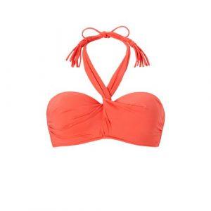 Seafolly Mix & Match bandeau bikinitop