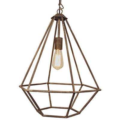 Draadlamp-Steelz
