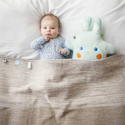 Snooze-Baby-deken-Mint-(zomer)-