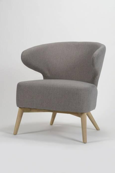 Woon fauteuil curvo rock leverkleur we love webshops de leukste webshops - Stoelen rock en bobois ...