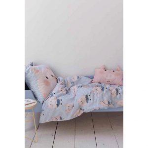 Covers & Co sierkussen Piggy (30x50 cm)