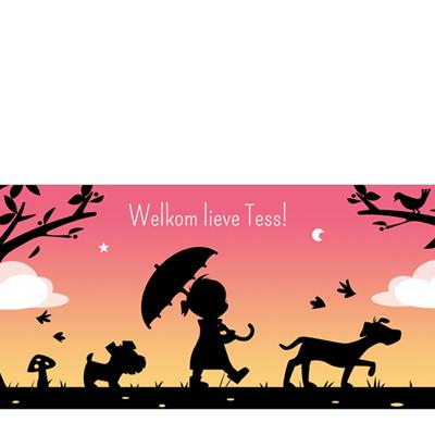 meisje-met-paraplu-en-hond-in-herfst