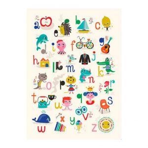 Petit Monkey poster (50x70 cm)