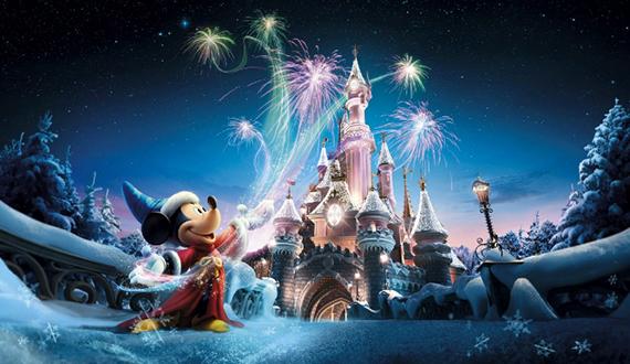 Disneyland met korting