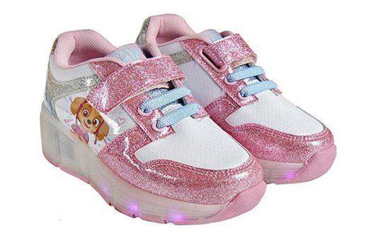 Schoenen met wieltjes