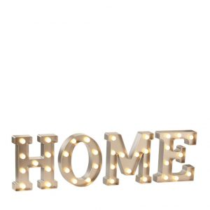 Letterverlichting HOME (LED)