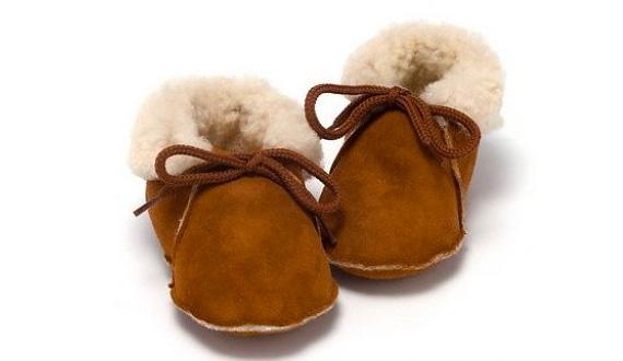 Babyslofje Sinterklaas webshop
