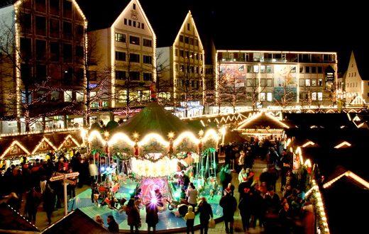hotels bij kerstmarkten