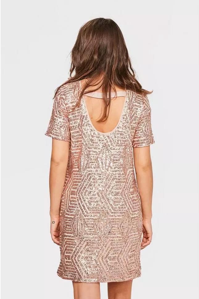 WE-Fashion-pailletten-jurk