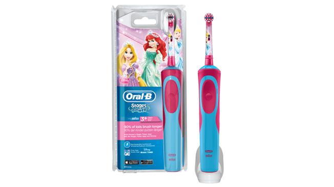 Elektrische tandenborstel met korting