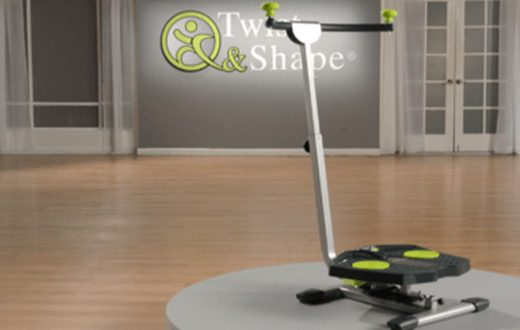 Twist and shape trainer