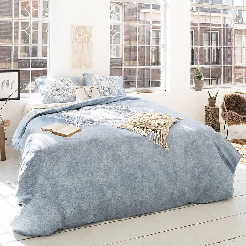 Dit boho dekbed moet je hebben in je Ibiza stijl slaapkamer - Musthave