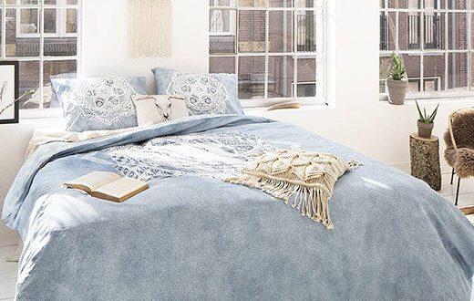 ibiza stijl slaapkamer