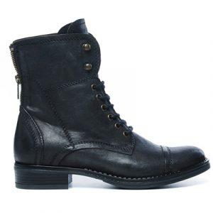 Zwarte-biker-boots-van-manfield