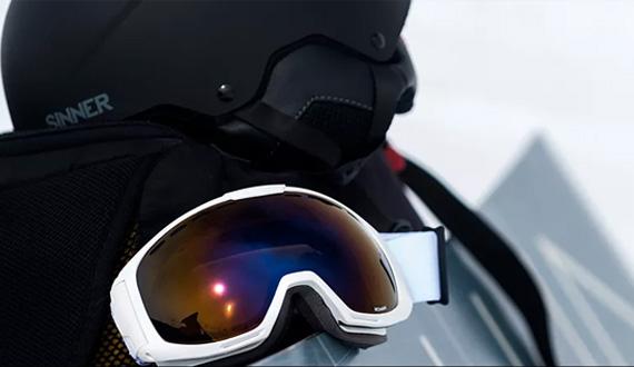 skihelmen voor het hele gezin
