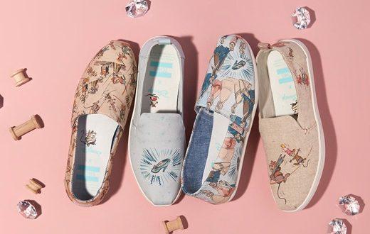 TOMS Disney schoenen