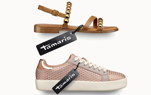 korting op tamaris schoenen
