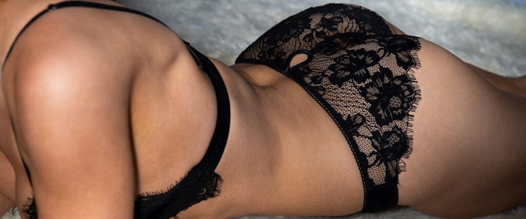 Christine le duc lingerie