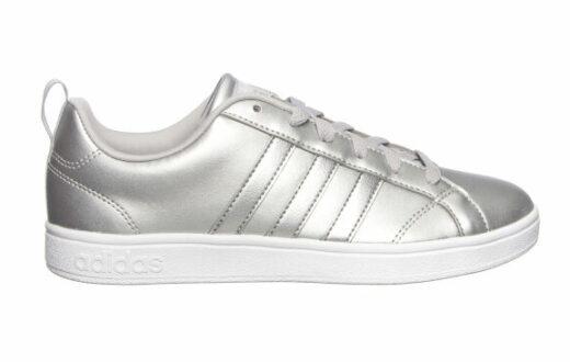 adidas sneaker bristol zilver