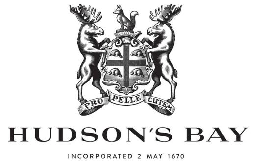 Hudson's Bay webshop