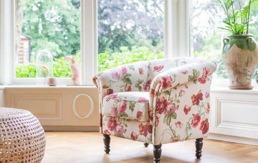 goossens bloemen fauteuil