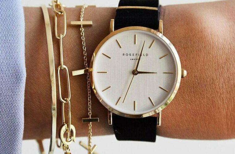 rosefield horloge sale