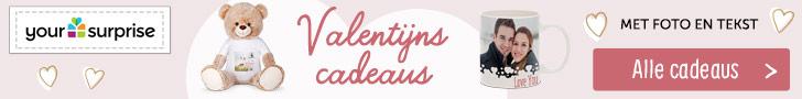 yoursurprise valentijn 2019