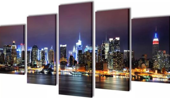 new york canvas doeken