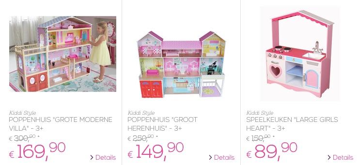 kiddistyle producten