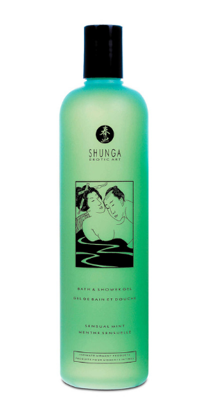 Bad- en Douchegel Sensual Mint 500ml