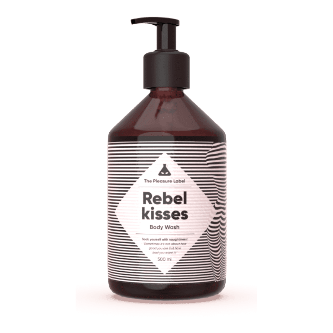 rebel kisses body wash