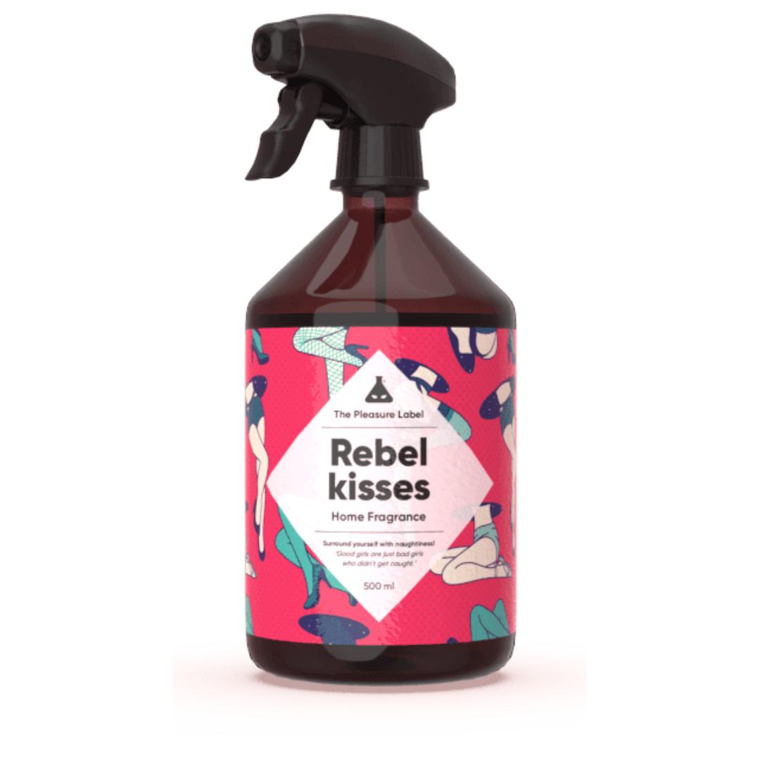 rebel kisses huisparfum