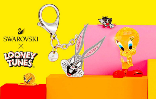 swarovski looney tunes collectie