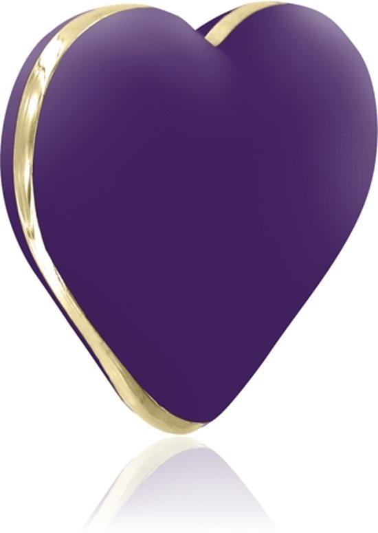 heart vibe mini vibrator