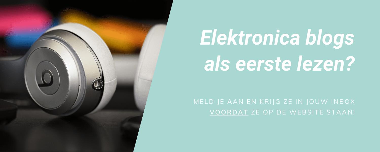 Nieuwsbrief verwijzing - Elektronica