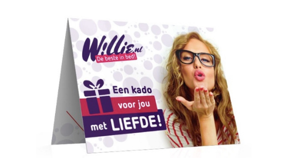willie cadeaukaart willie.nl cadeaukaart