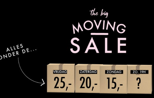 my jewellery big moving sale