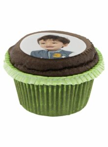hema fotocupcakes chocolade