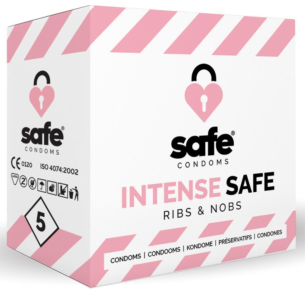 intense safe condooms