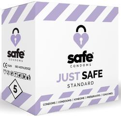 just safe condoms